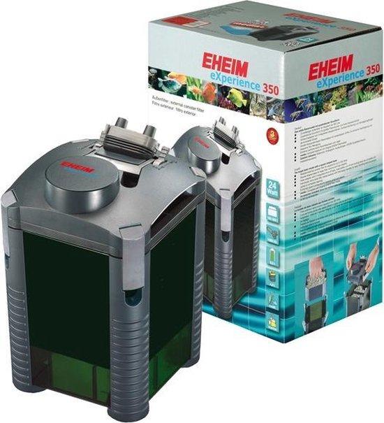 EHEIM buitenfilter eXperience 350 met filtermassa