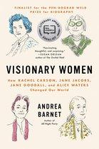 Omslag Visionary Women