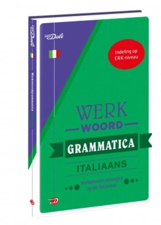 Van Dale Werkwoordgrammatica Italiaans - Maria Rita Sorce |