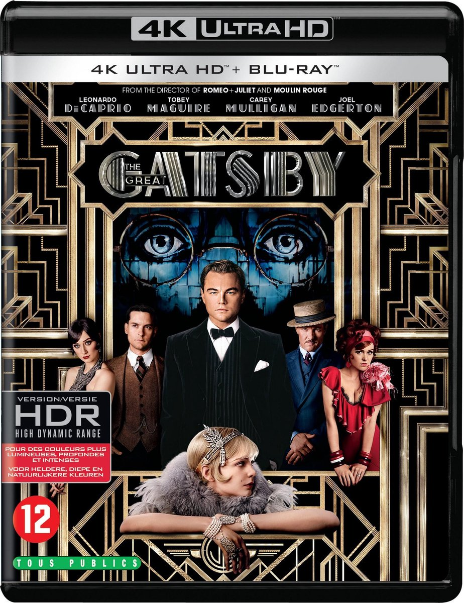 The Great Gatsby (4K Ultra HD Blu-ray)-