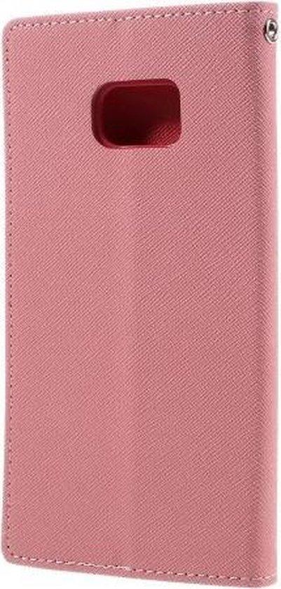 Samsung Galaxy S7 Edge Hoesje Lichtroze, G935