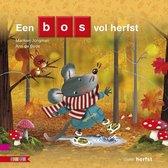 Kleuters samenleesboek  -   Een bos vol herfst