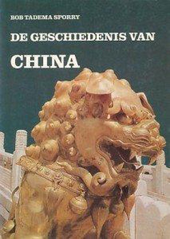 Geschiedenis van china - Tadema Sporry pdf epub
