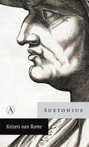 Boek cover Keizers van Rome van Suetonius (Paperback)