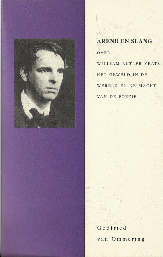 Boek cover Arend en slang van G. van Ommering (Onbekend)