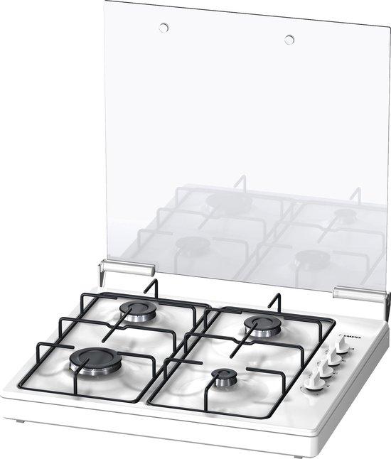Siemens EB0C2PY80N - iQ100- Gaskookplaat - Wit