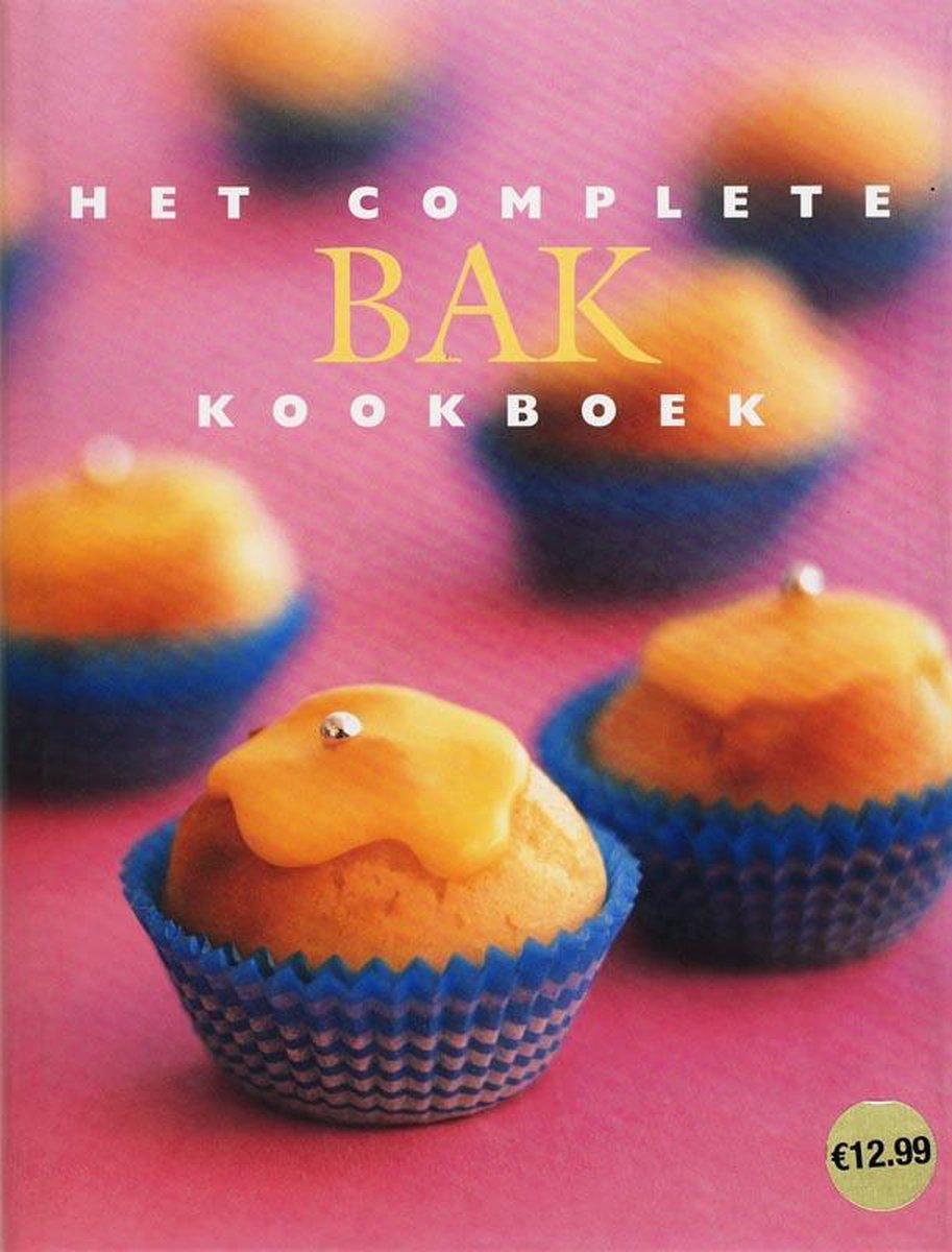 Het complete bak kookboek