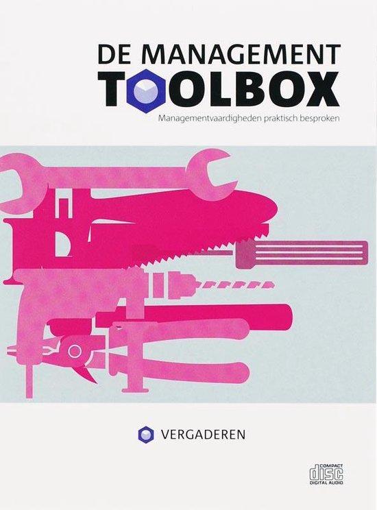 Cover van het boek 'De Management Toolbox / Vergaderen' van M. van Zanten en Ronald Buitenhuis