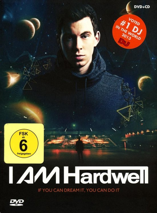 Hardwell - I Am Hardwell (Dvd+CD)