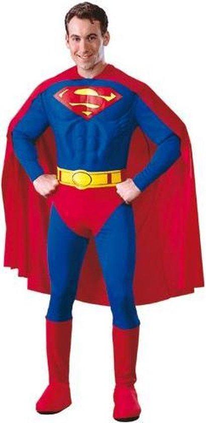 Superman kostuum voor volwassenen L