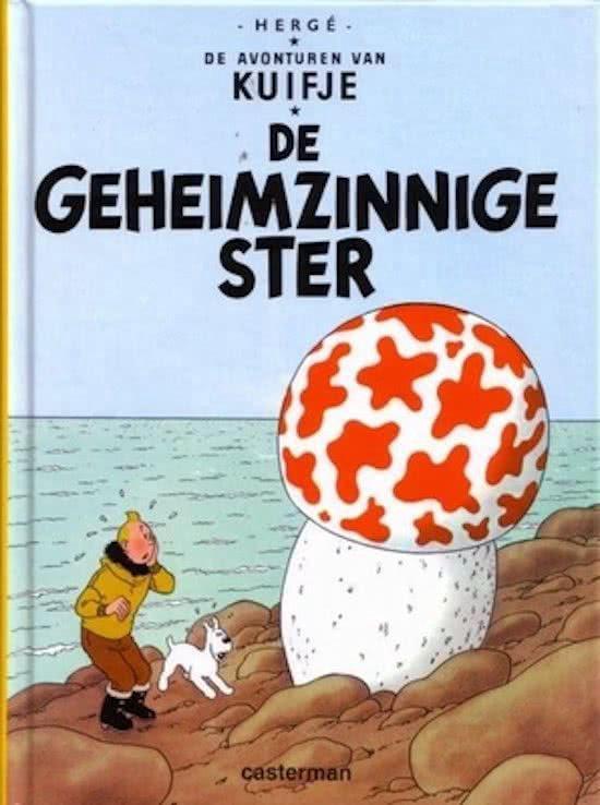 Kuifje 010 De geheimzinnige ster - Hergé pdf epub