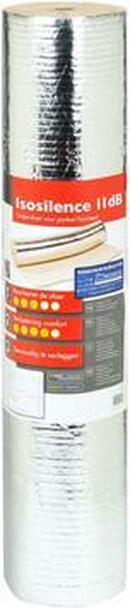 Isosilence 11dB ondervloer - MacLean