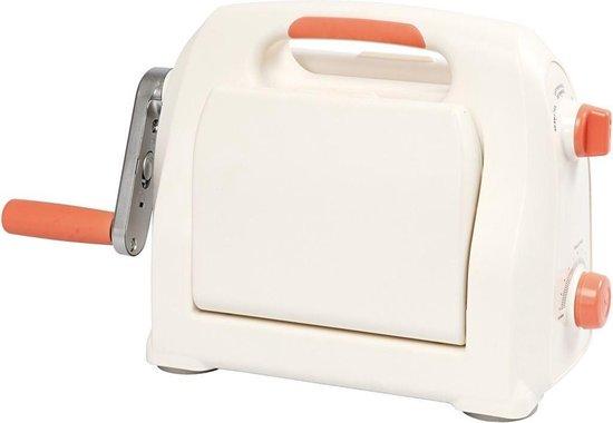 Afbeelding van Stans- en embossingmachine A5 15 5x21 cm Maximale velbreedte speelgoed