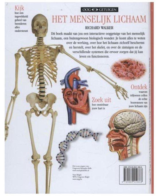 Ooggetuigen  -   Het menselijk lichaam