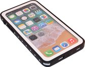 "Phonaddon iPhone 10 iPhone X 5.8"" Waterdicht Hoesje - Wit"