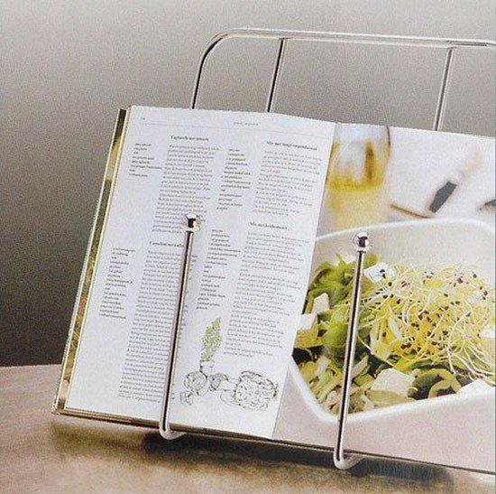Kookboek Standaard - RVS