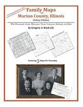Family Maps of Marion County, Illinois