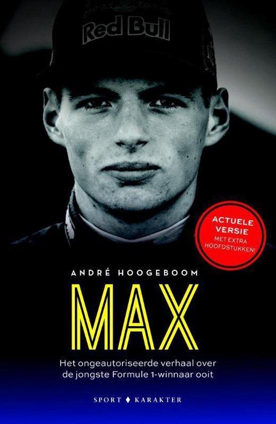 Max, de jongste formule 1-winnaar ooit - Andre Hoogeboom |