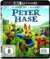 Peter Rabbit (2018) (Ultra HD Blu-ray & Blu-ray)