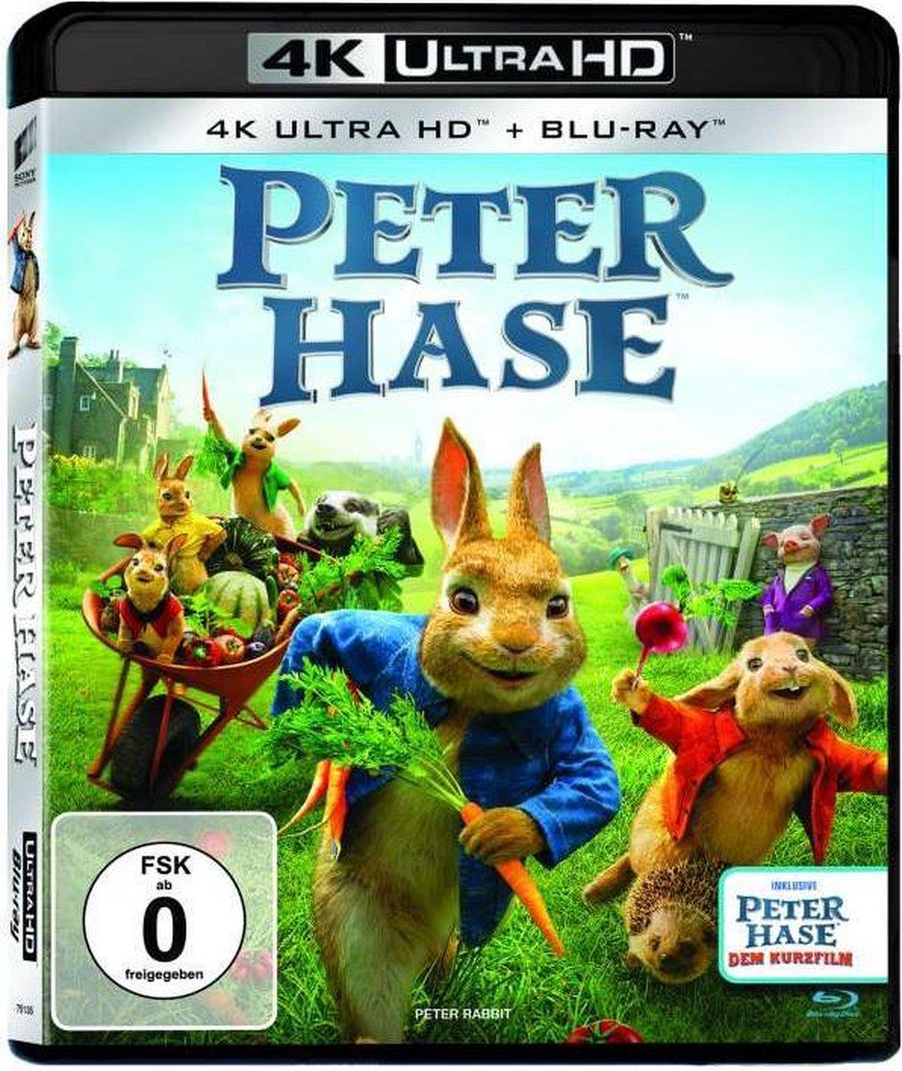 Peter Rabbit (2018) (Ultra HD Blu-ray & Blu-ray)-