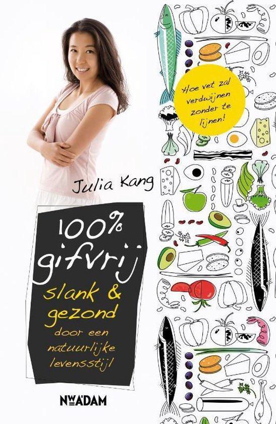 Cover van het boek '100% gifvrij' van J. Kang