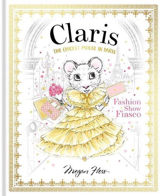 Claris: Fashion Show Fiasco