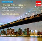 """Leonard Bernstein: Symphonic Dances from """"West Side Story""""; Candide - Overture; Prelude, Fugue and Riffs"""