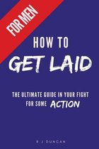 How to Get Laid (for Men) a Joke Book, Prank Gift, Gift for Him, Prank a Friend