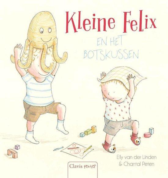 Kleine Felix en het botskussen - Elly van der Linden |