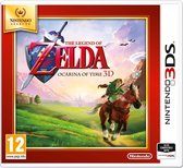 The Legend of Zelda Ocarina of Time 3D Select