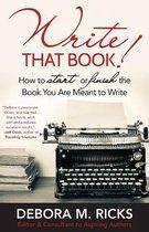 Write That Book!