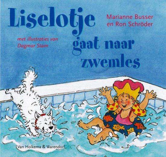 Liselotje gaat naar zwemles - Marianne Busser |