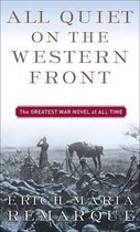 Boek cover All Quiet on the Western Front van Erich Maria Remarque (Paperback)