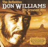 The Definitive Don Williams: His Greatest Hits
