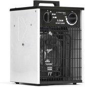Trotec TDS 20 (230 Volt) - Elektrische kachel (3,3 kW verwarmings vermogen)
