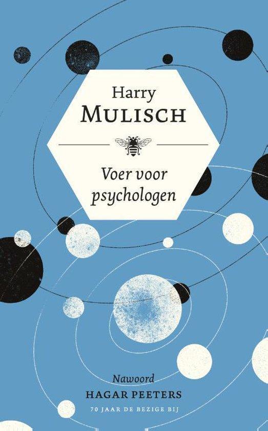 Boek cover Voer voor psychologen van Harry Mulisch (Onbekend)