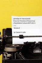 Letters to the Editor Volume III