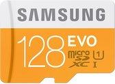 Samsung Evo 128 GB micro SD class 10
