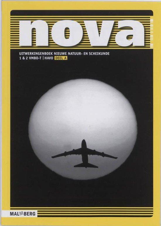 Nova Nieuwe NaSk 1-2vmbo-t/havo Uitwerkingenboek A - R. Tromp | Fthsonline.com
