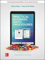 Boek cover ISE Practical Business Math Procedures van Jeffery Slater
