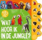 Wat hoor ik in de jungle?