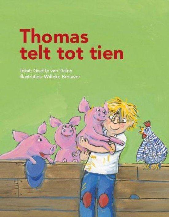 Thomas telt tot tien - Gisette van Dalen |