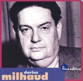 Darius Milhaud: Ouverture Mediterraneenne; Kentuckiana; Cortege Funebre; etc.