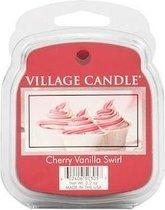 Village Candle Cherry Vanilla Swirl Wax Melt 48 branduren