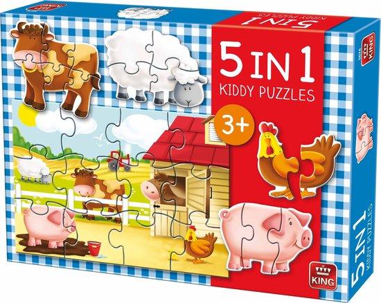 Kiddy 5in1 Farm