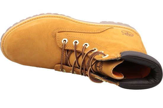 Timberland Waterville Basic WP 6 Inch Dames Veterboots Wheat Maat 37