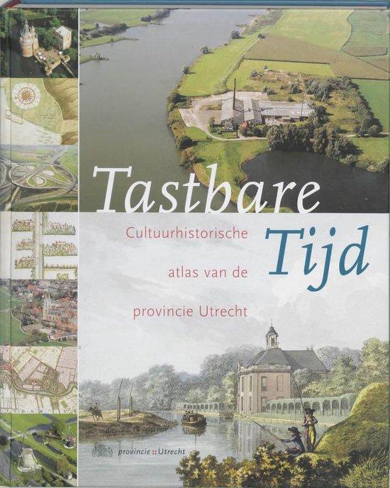 Boek cover Tastbare Tijd van Roland Blijdenstijn (Hardcover)