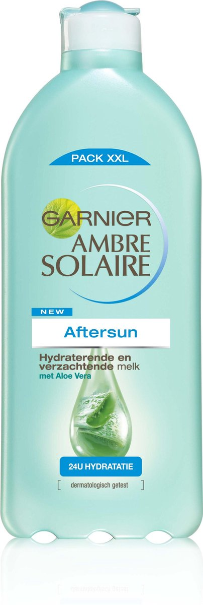 Garnier Ambre Solaire After Sun Melk - 400 ml