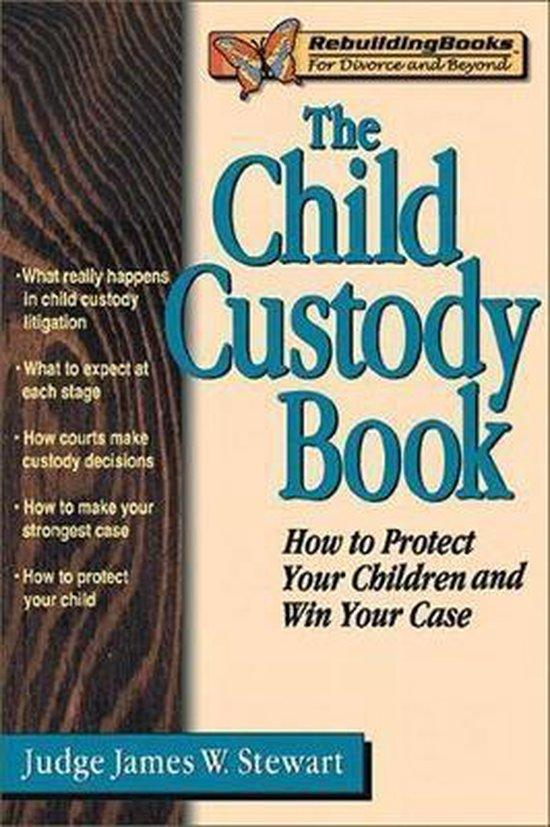 Omslag van The Child Custody Book