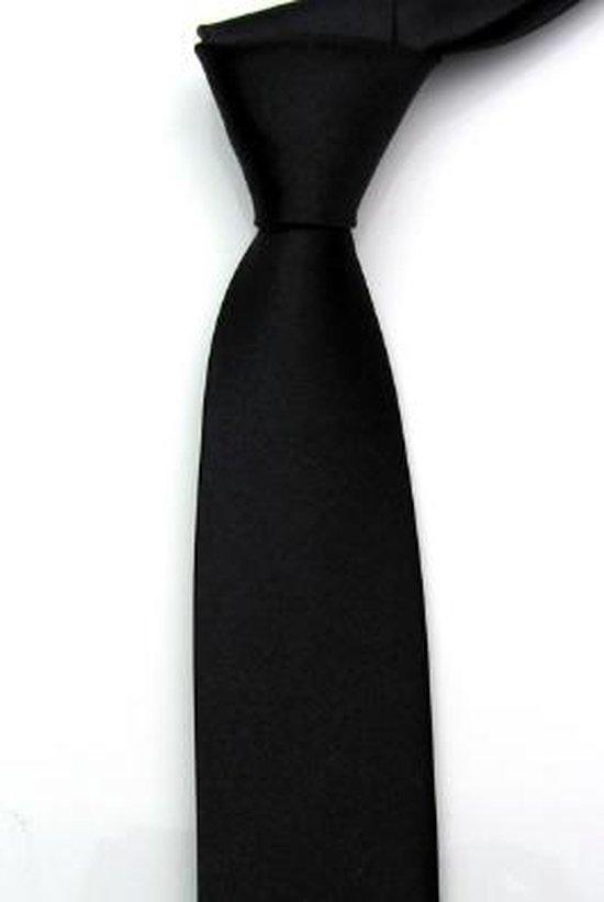 Luxe Stropdas Zwart